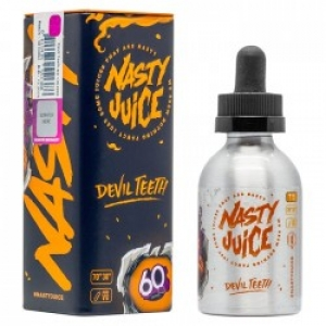 nasty juice devil teeth